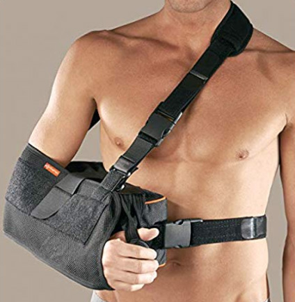 tutore per riabilitazione post-chirurgica