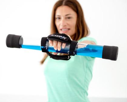 Esercizio di fisioterapia per il rinforzo