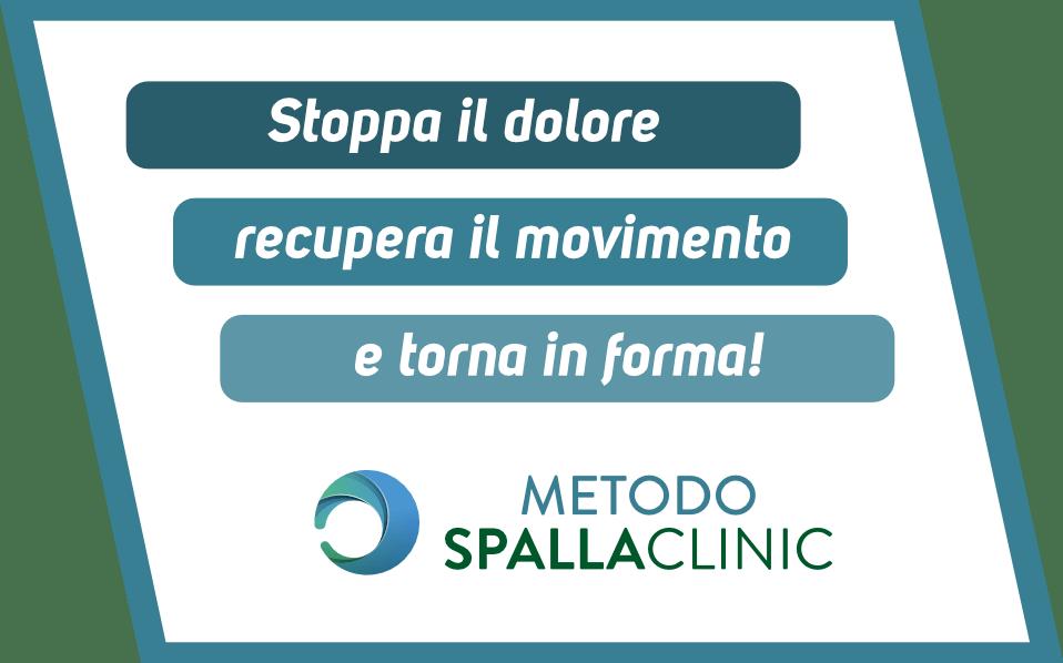 Le tre fasi del metodo di Spalla Clinic