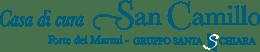 Logo della casa di cura San Camillo